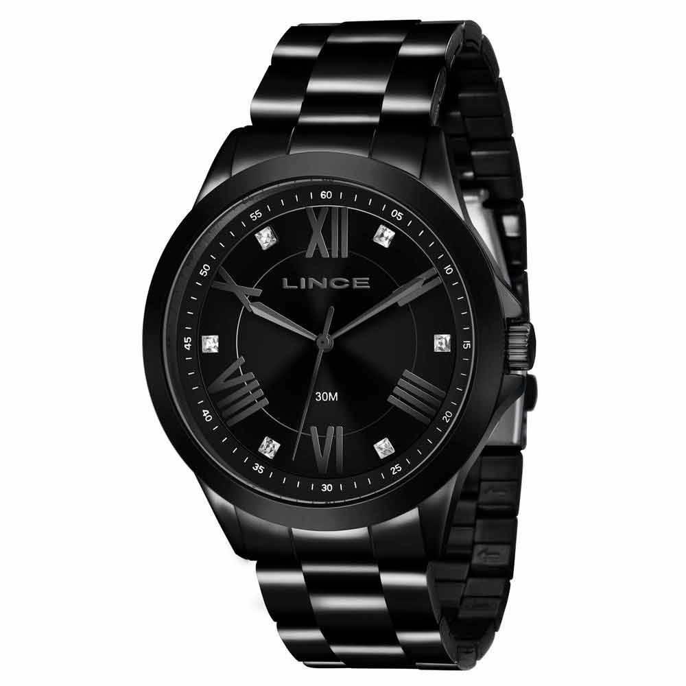 Relógio Feminino Strass Lince LRNJ046L P3PX