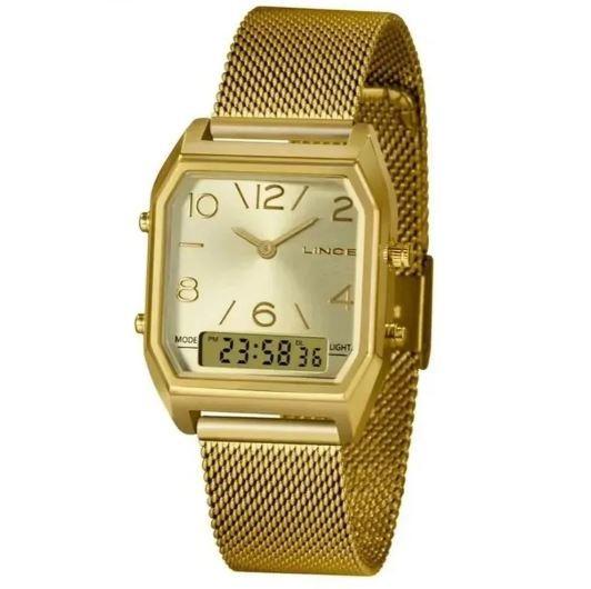 Relógio Feminino Urban Lince LAGH119L C2KX