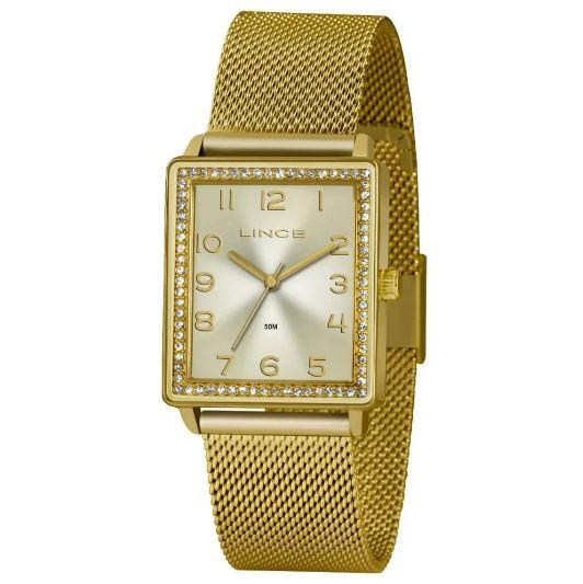 Relógio Lince Strass LQG4665L C2KX
