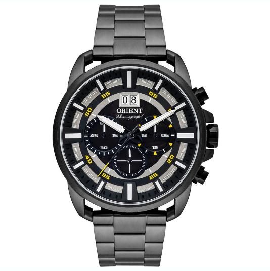 Relógio Masculino Cronógrafo Orient MYSSC008 P1GX