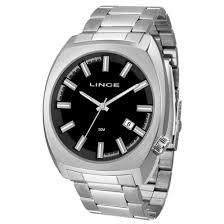 Relógio  Masculino Lince MRM4584S P1SX Prateado