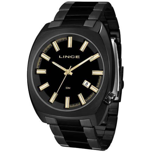 Relógio Masculino Lince MRN4584S P1PX Preto