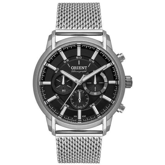 Relógio Masculino Neo Sport Orient MBSSC210 G1SX Prata