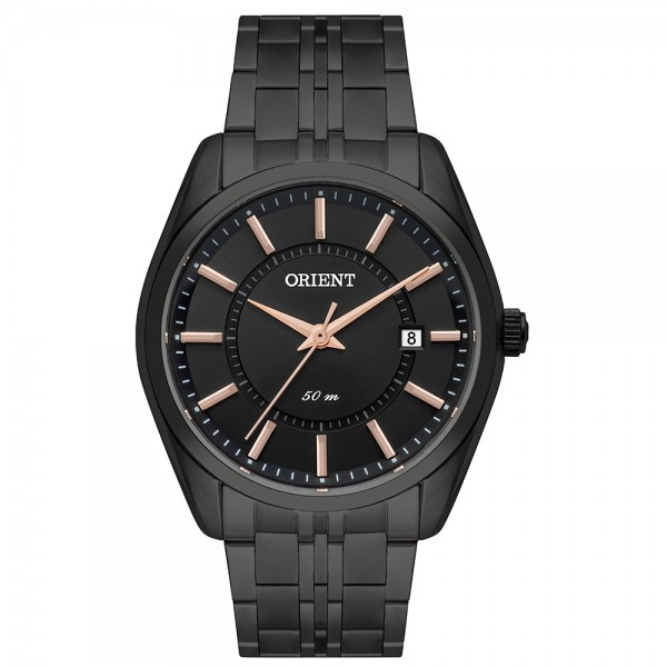 Relógio Masculino Orient MYSS1007 G1GX Preto