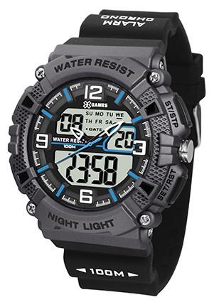 Relógio Masculino X Games XMPPA252 BXPX Preto