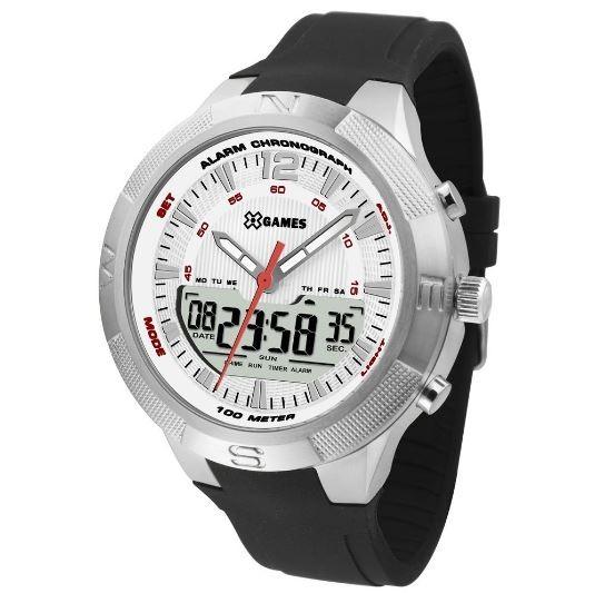Relógio Masculino X Games XMSPA024 S2PX Preto