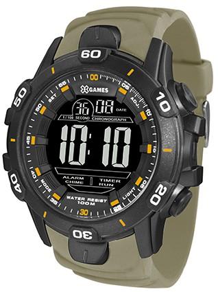 Relógio Masculino Xtyle  X Games XMPPD414 PXFX Verde
