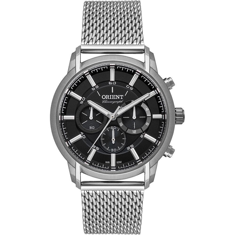 Relógio Masculino Neo Sport Orient mbssc210 g1sx 674024 Prata
