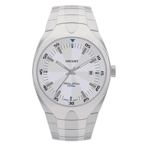 Relógio Masculino Orient MBSS1077 P2SX Prata