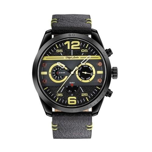 Relógio Philiph London pl80009512m Pr Cronógrafo Black