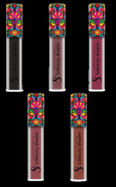 Sombra Líquida e Primer b.Beauty Shadow Suelen Makeup