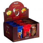 Barrinha sem Açúcar Sortida com 30 unidades Borússia Chocolates