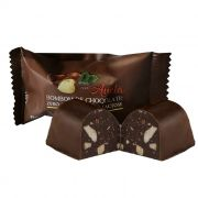 Bombom com Avelã sem Açúcar / sem Lactose com 35 Unds Borússia Chocolates