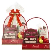 Cesta de Aniversário com Chocolate e Caneca Tipo 1 Borússia Chocolates