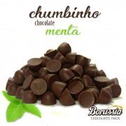 Chumbinho Sabor Menta Borússia Chocolates