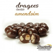Confeito de Amendoim Borússia Chocolates
