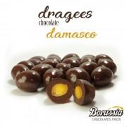 Confeito de Damasco Borússia Chocolates