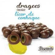 Confeito Licor de Conhaque Borússia Chocolates