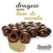 Confeito Licor de Marula Borússia Chocolates