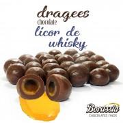 Confeito Licor de Whisky Borússia Chocolates