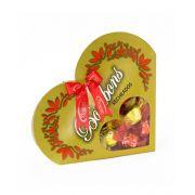 Coração Caixa com Bombons 180g Borússia Chocolates