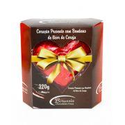 Coração Caixa Presente 320g Borússia Chocolates