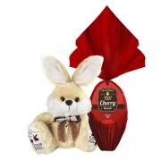 Kit Ovo de Páscoa Cherry 300g Borússia Chocolates