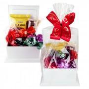 Porta Joia com Chocolates Variados Borússia Chocolates