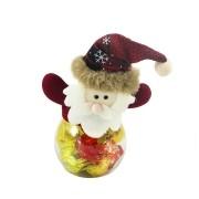 Lembrancinha de Natal com Chocolates Tipo 2 Borússia Chocolates