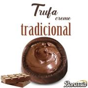 Trufa de Chocolate com Recheio de Tradicional Borússia Chocolates