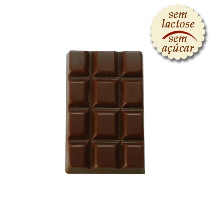 Barrinha sem Açúcar / sem Lactose Borússia Chocolates
