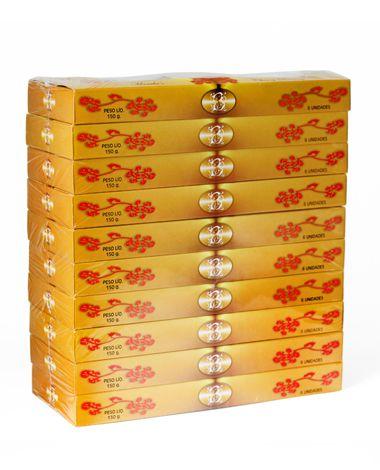 Garrafinha Sortido 10 caixas no Fardo Borússia Chocolates
