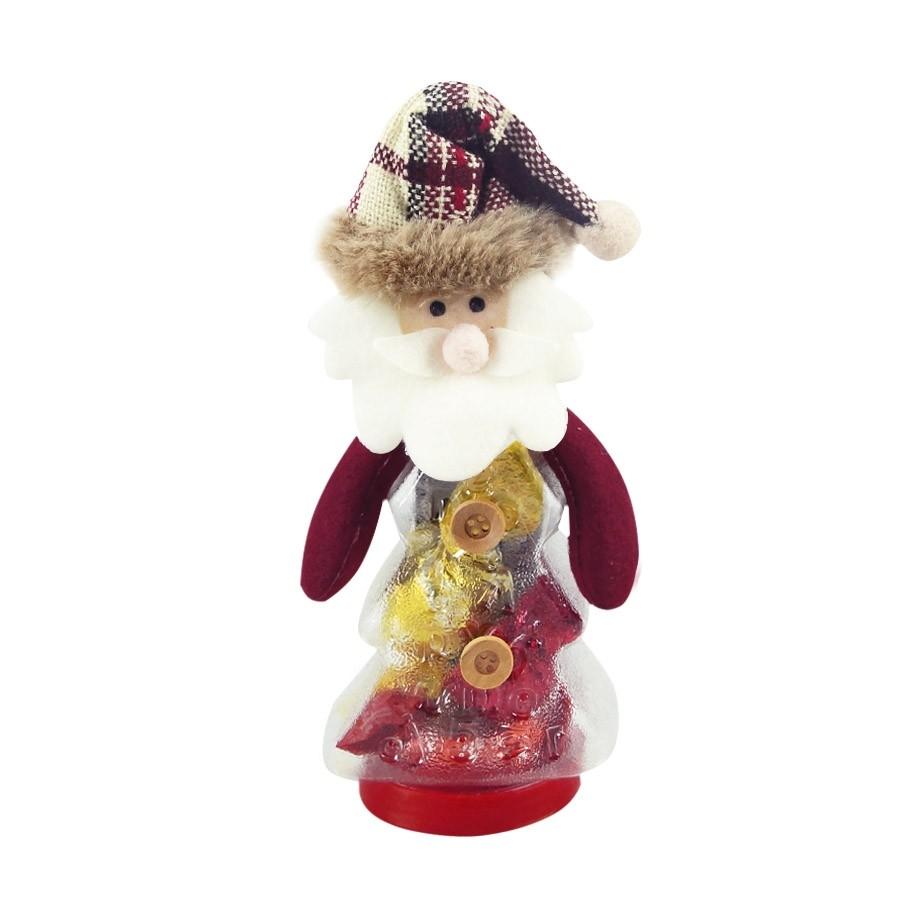 Lembrancinha de Natal com Chocolates Tipo 1 Borússia Chocolates