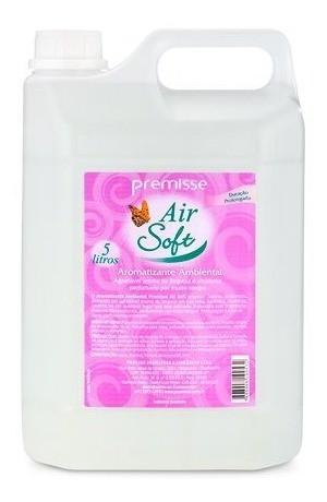 Aromatizante Ambiental Premisse Air Soft 5 Litros