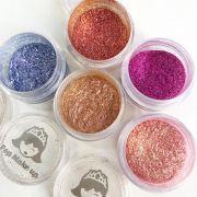 Coleção Verão Glitters da Pop   Pop Make up