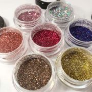 Face and Body Glitters NYX - Frações