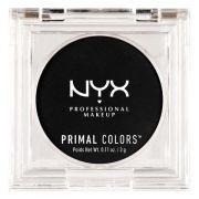 Primal Colors - Sombra unitária preta | Nyx