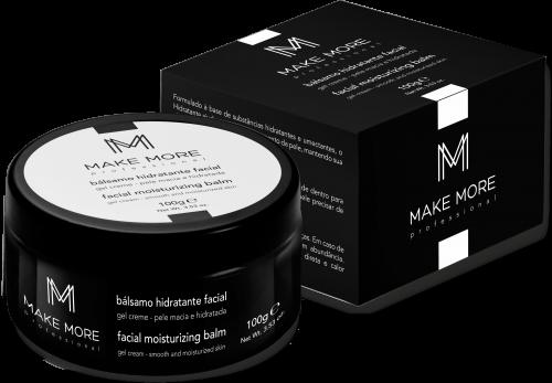 Balsamo Hidratante Facial  100g | Make More