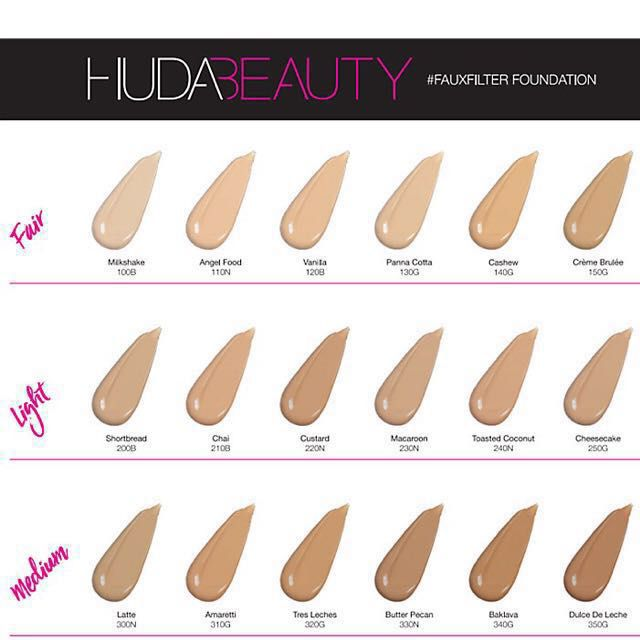 Base líquida Faux Filter - 35 ml | Huda Beauty