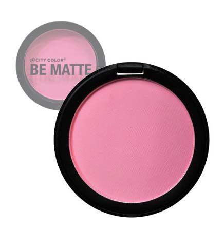 Blush Be Matte Pink Grapefruit | City Color