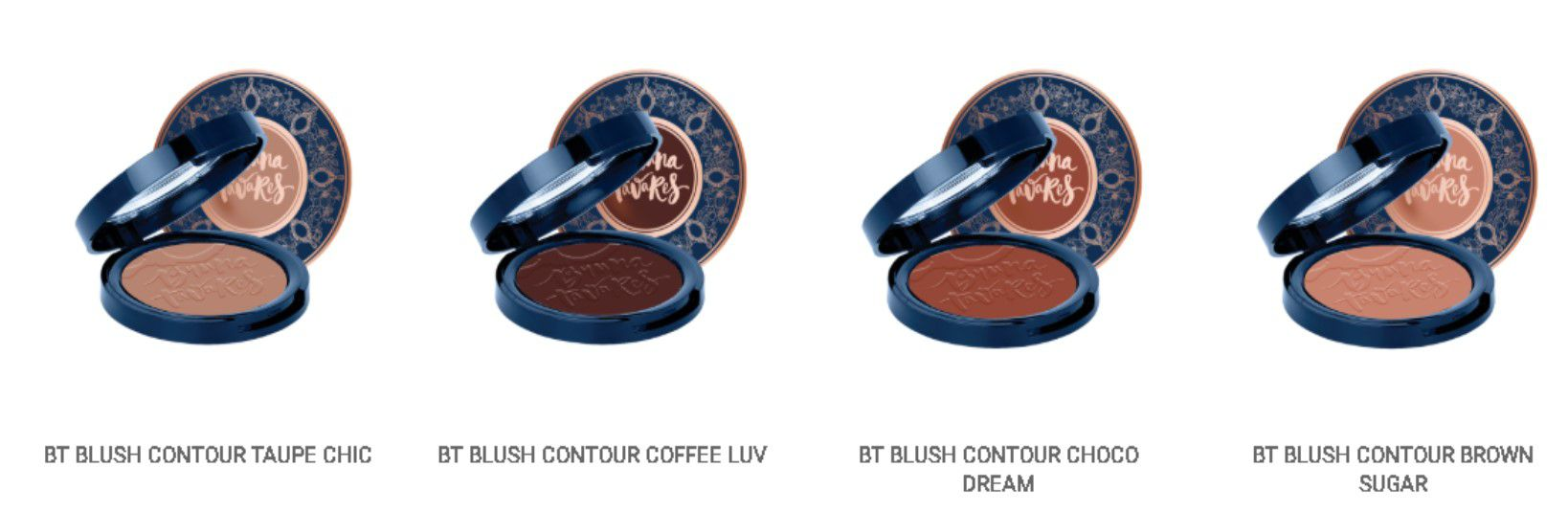 BT Blush Contour | Bruna Tavares