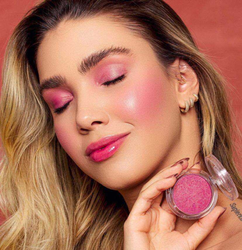 Bt Shimmer Blush cor Malibu   Bruna Tavares