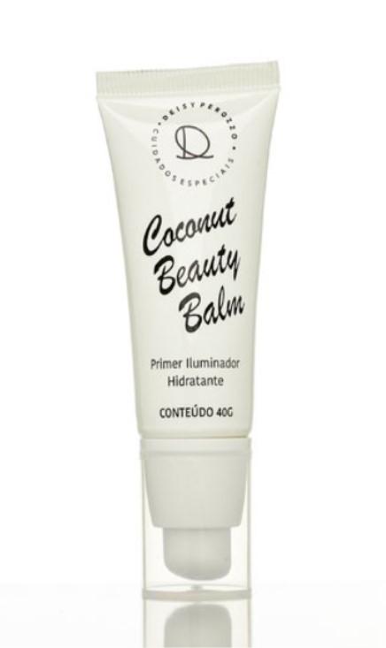 Coconut Beauty Balm Primer Iluminador | Deisy Perozzo