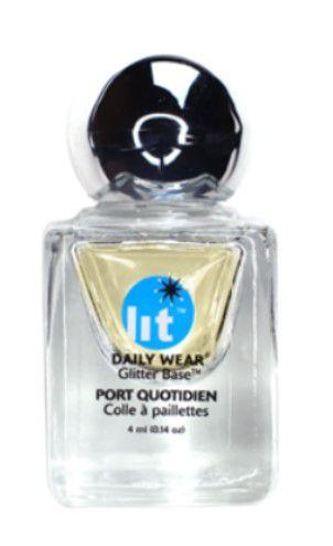 Cola de Glitter 4 ML Daily Wear | Lit