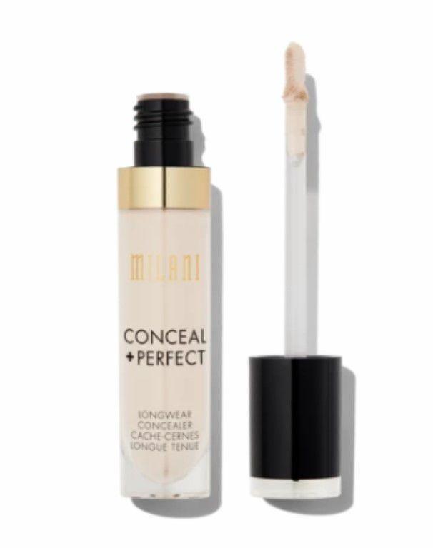 Corretivo Líquido Conceal + Perfect | Milani
