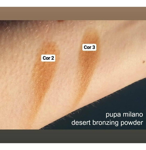 Desert Bronzing Powder -Bronzer | Pupa Milano