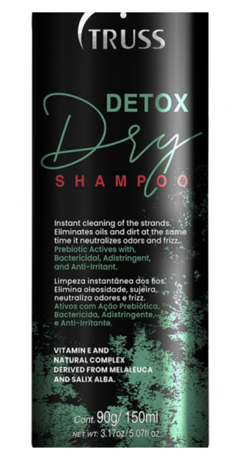 Detox Dry Shampoo a Seco   Truss