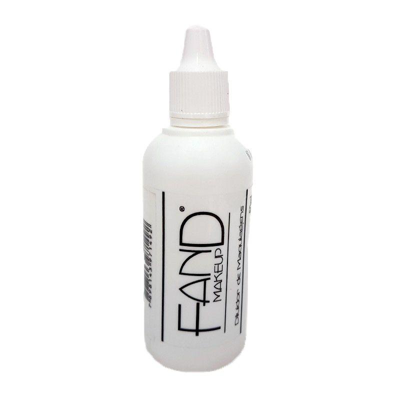 Diluidor de Maquiagens 60ml | FAND