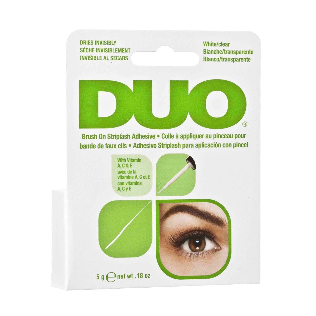 Duo - Cola para cílios Brush On Striplash Adhesive