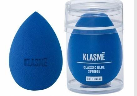 Esponja para Maquiagem Classic Blue Sponge | Klasme